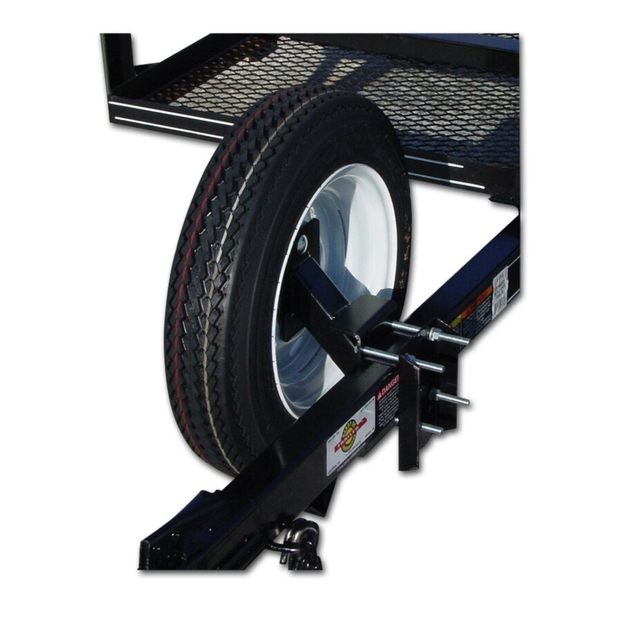 Carry-On Trailer Spare Tire/Wheel Carrier