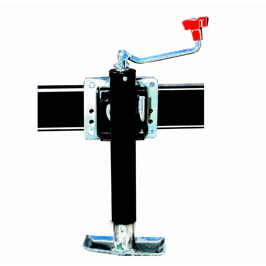 Carry-On Trailer 2,000-lb Capacity Top Wind Trailer Jack