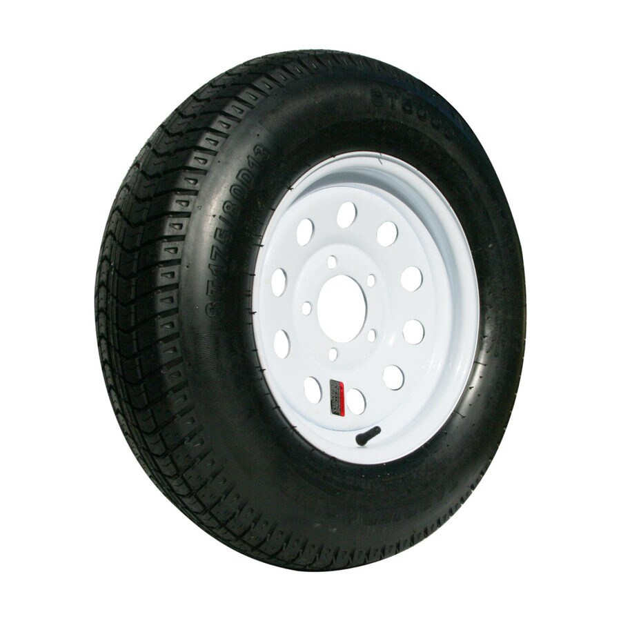 Carry-On Trailer 13-in Spare Tire and Wheel