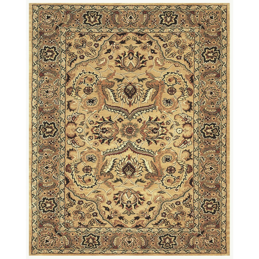 Wakefield Rectangular Indoor Tufted Area Rug (Common: 8 x 10; Actual: 96-in W x 132-in L)
