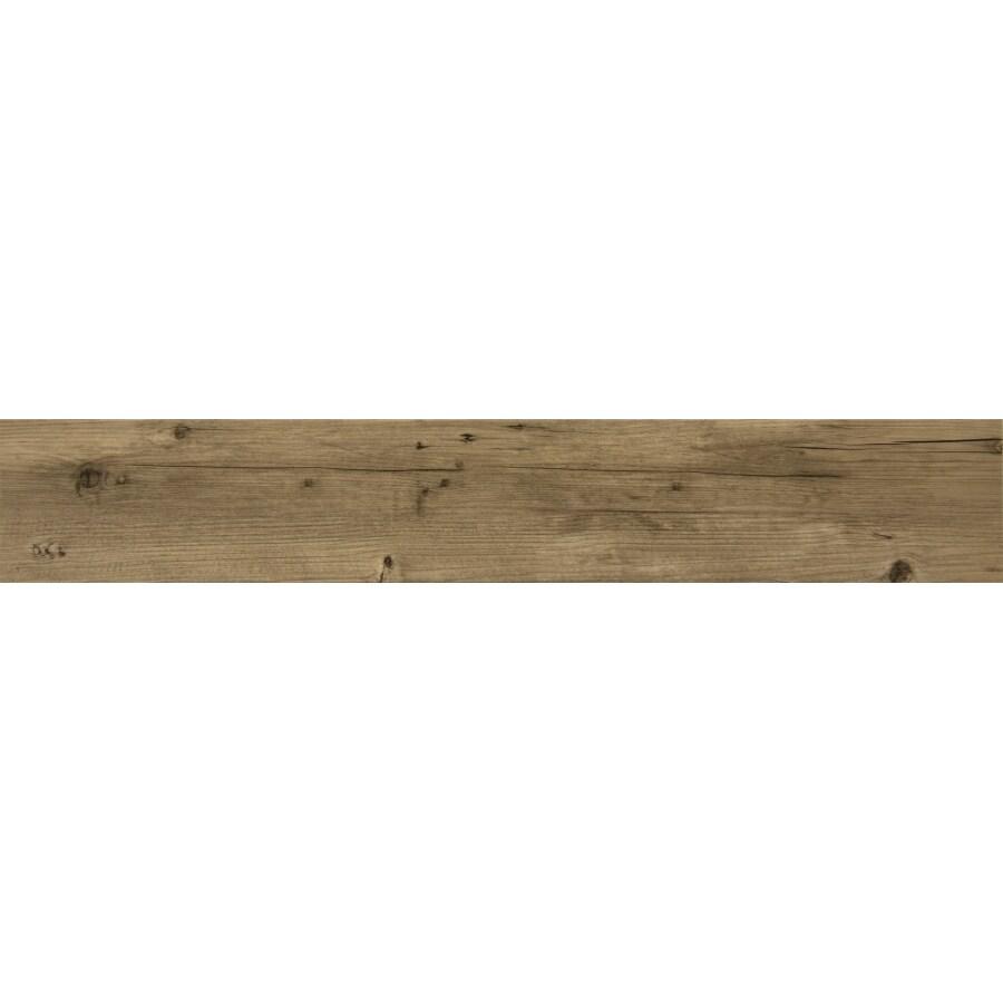 Novalis 20-Piece 6-in x 36-in Barnwood Glue Down Oak Commercial/Residential Vinyl Plank