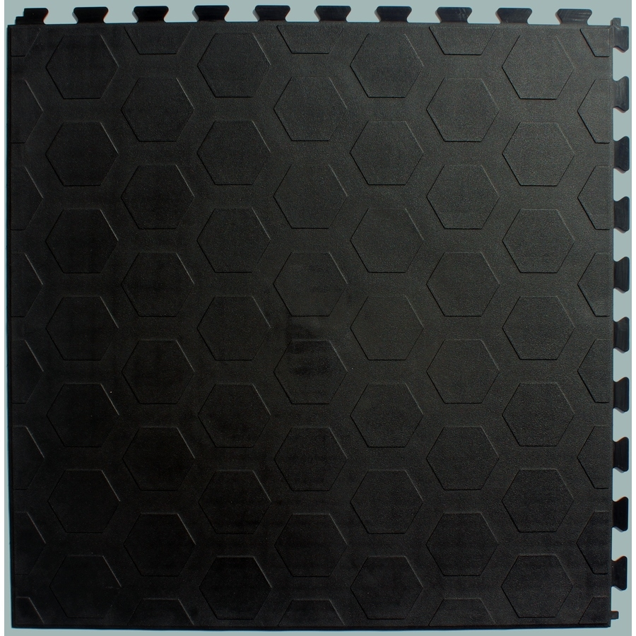 Kobalt 18.5-in x 18.5-in Interlocking System Tile