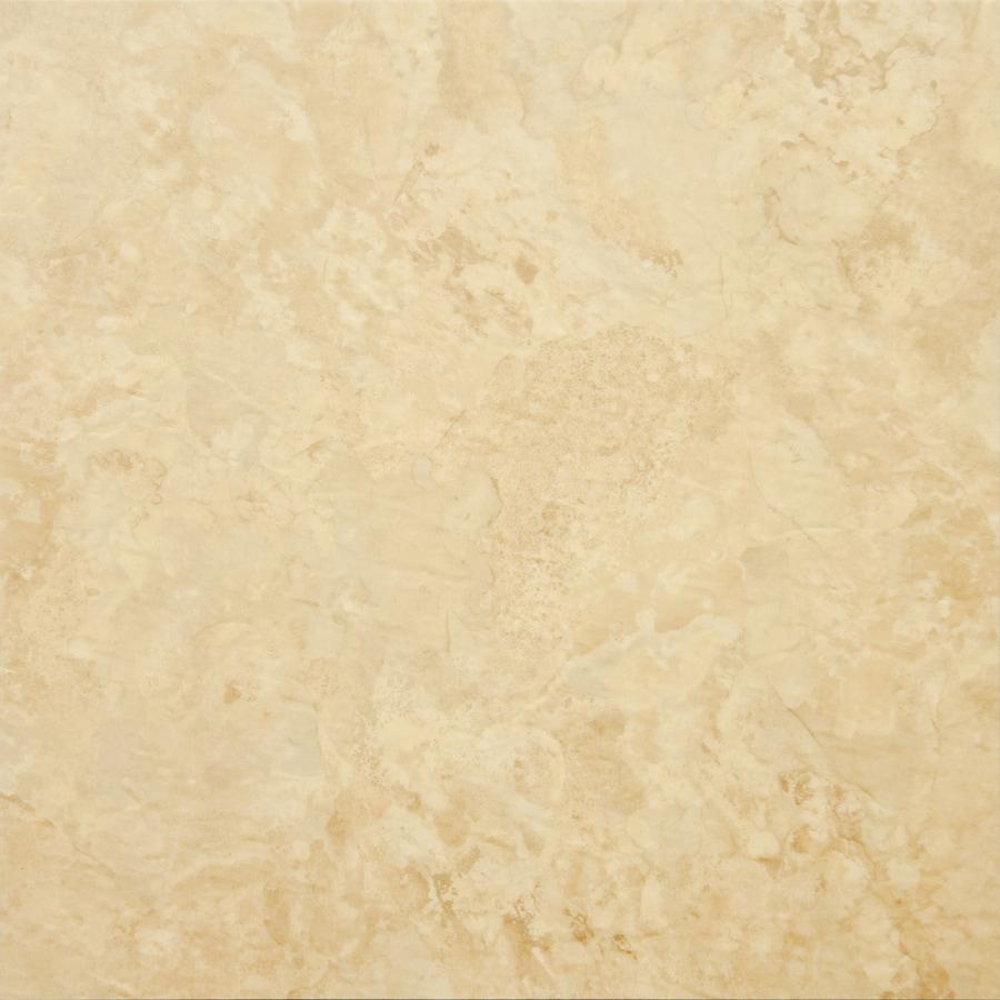 Novalis 18-in x 18-in Santorini Slate Pattern Commercial Vinyl Tile