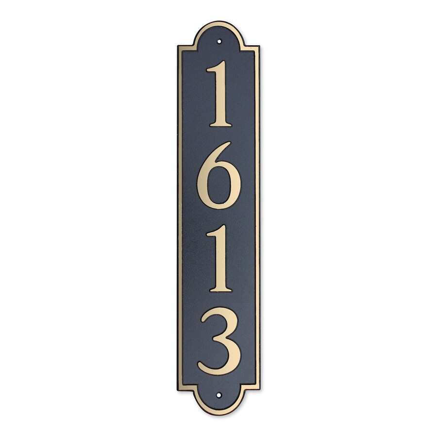 Dekorra 18-in x 4-in Plaque