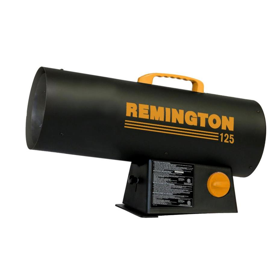 Remington 125,000-BTU Portable Forced Air Propane Heater