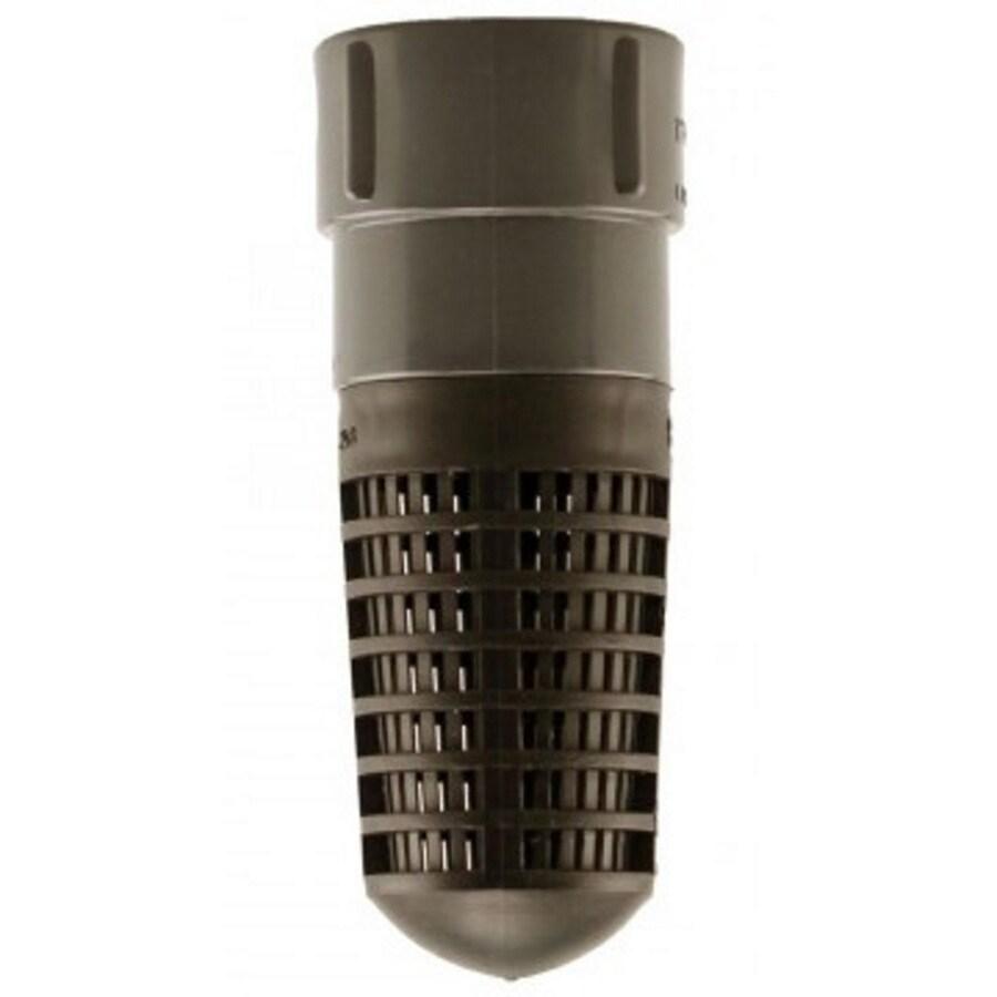 ProPlumber Plastic Foot Valve