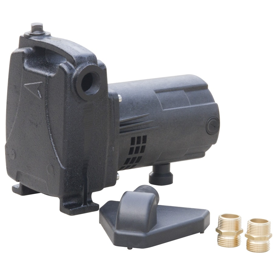 Utilitech 0.5-HP Cast Iron Transfer Pump
