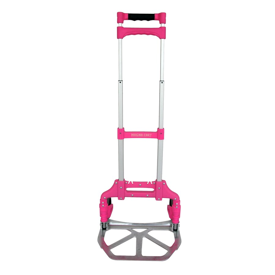 MAGNA CART Aluminum Rubber Hand Truck and Dolly