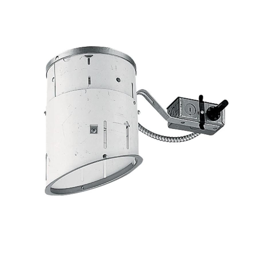 Juno New Construction Slope Recessed Light Housing (Common: 6-in; Actual: 6.5-in)