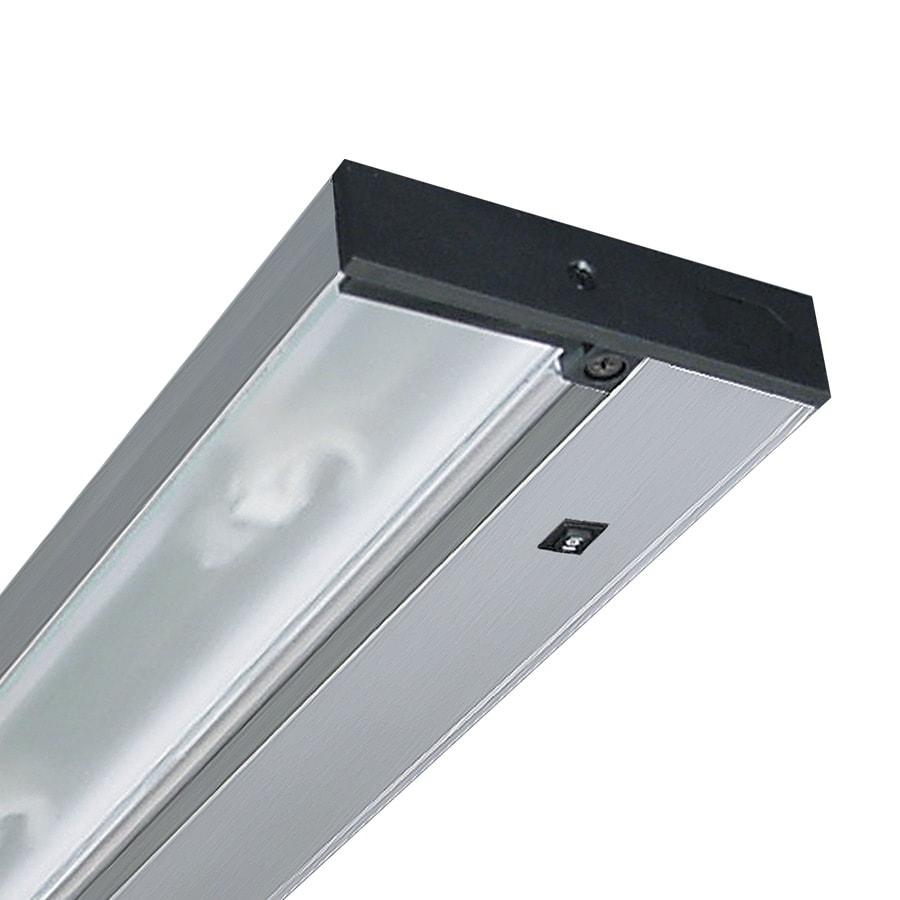 shop juno 14 in hardwired plug in under cabinet halogen light bar at. Black Bedroom Furniture Sets. Home Design Ideas