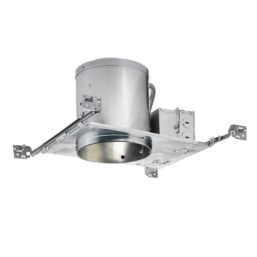 Juno New Construction Airtight IC CFL Recessed Light Housing (Common: 6-in; Actual: 6.87-in)