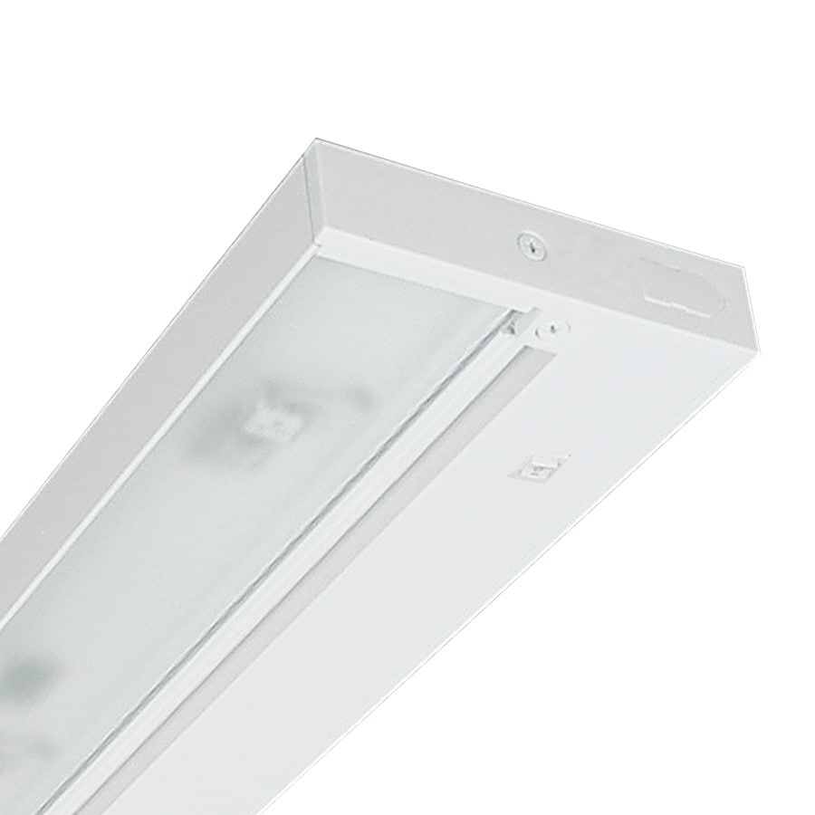 Juno 22.75-in Hardwired/Plug-in Under Cabinet Fluorescent Light Bar