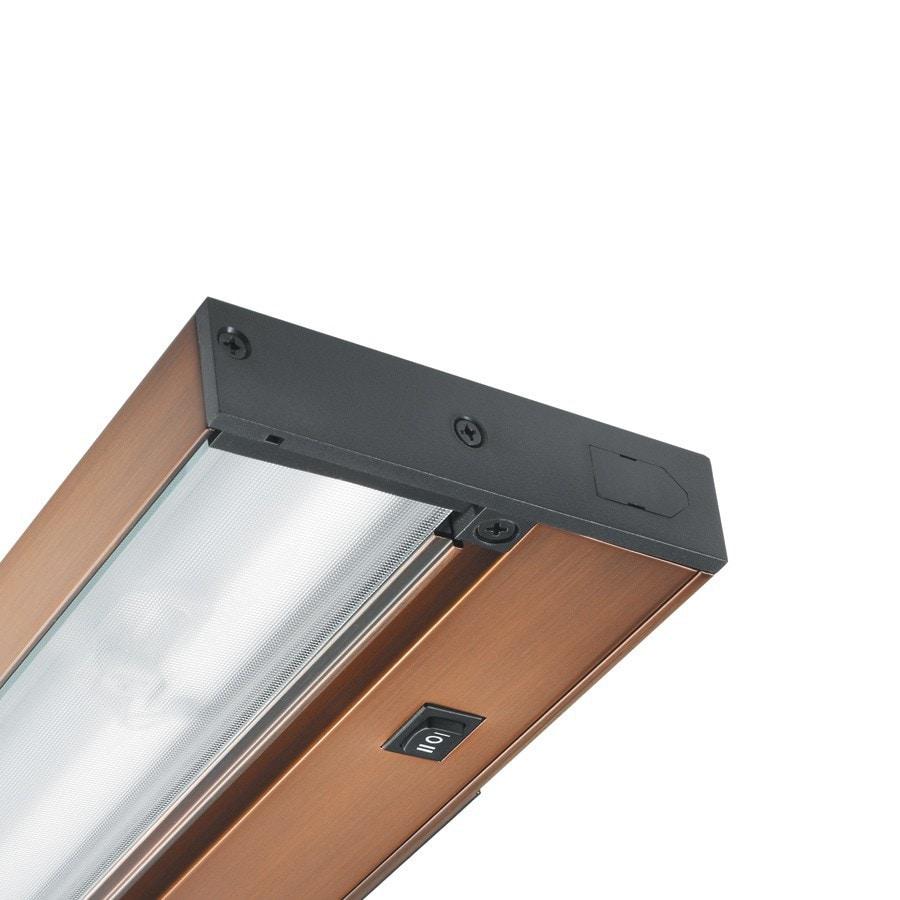 shop juno 9 5 in hardwired plug in under cabinet led light bar at. Black Bedroom Furniture Sets. Home Design Ideas
