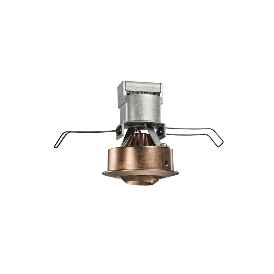 Juno Mini Led Bronze Integrated Led Remodel Recessed Light Kit (Fits Opening: 2-In)