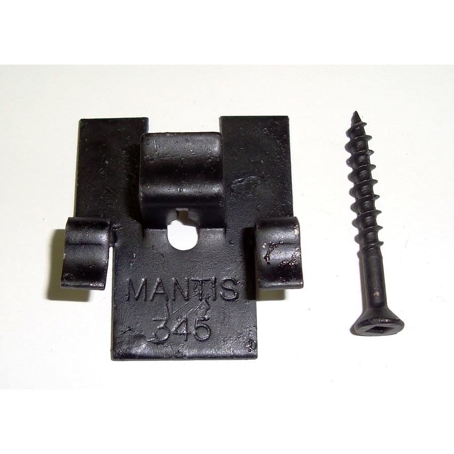 MANTIS 90-Count Self-Drilling Clip Hidden Fasteners (50 Sq Ft Coverage)
