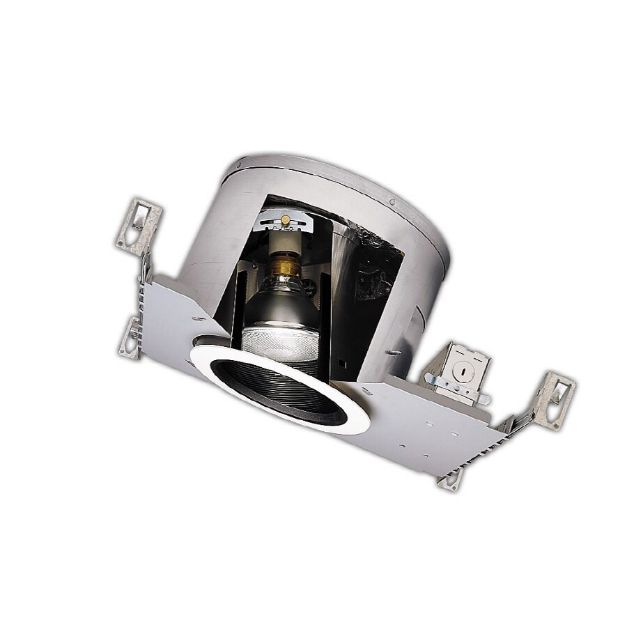 Halo 6-in New Construction Airtight IC Slope Recessed Light Housing
