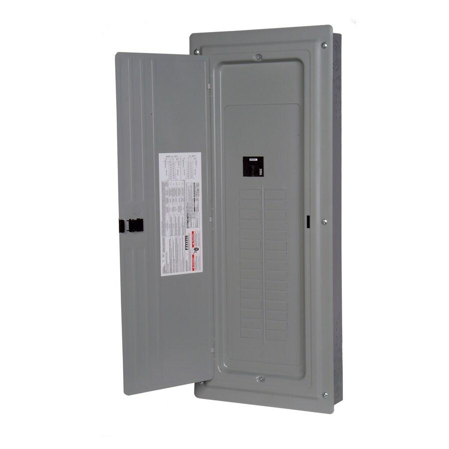 Siemens 40-Circuit 30-Space 200-Amp Main Breaker Load Center (Value Pack)