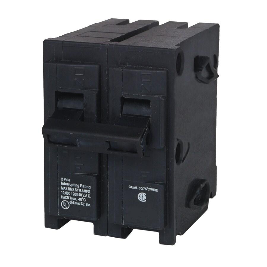 Siemens QP 50-Amp 2-Pole Double-Pole Circuit Breaker