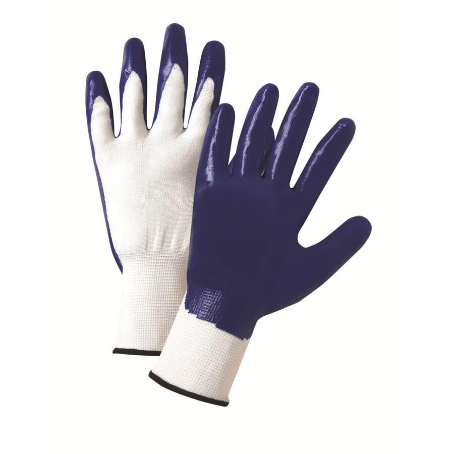 Blue Hawk 3-Pack Large Men's Work Gloves