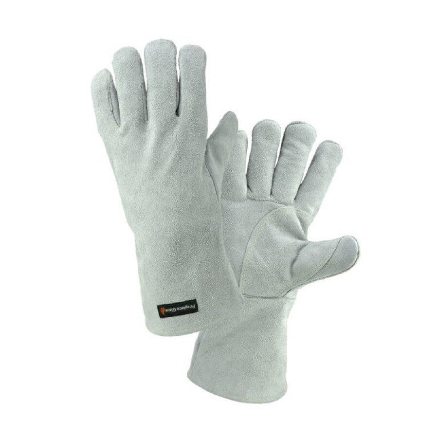 Blue Hawk Large Unisex Leather Multipurpose Gloves