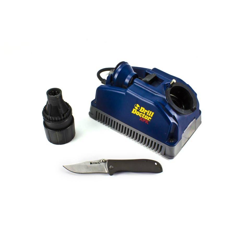 Drill Doctor Drill Doctor Model DDXPK with CRKT Knife Promotion