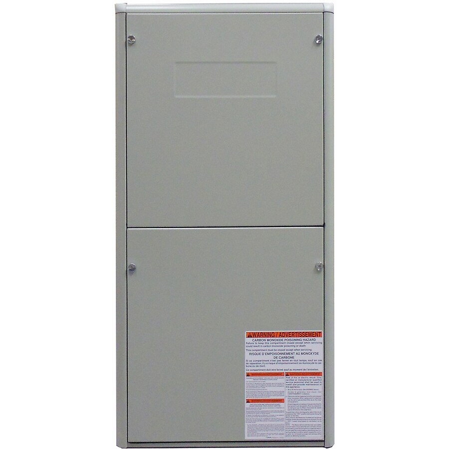 Kelvinator 126,000-Max BTU Input Natural Gas 80 Percent Upflow/Horizontal Forced Air Furnace