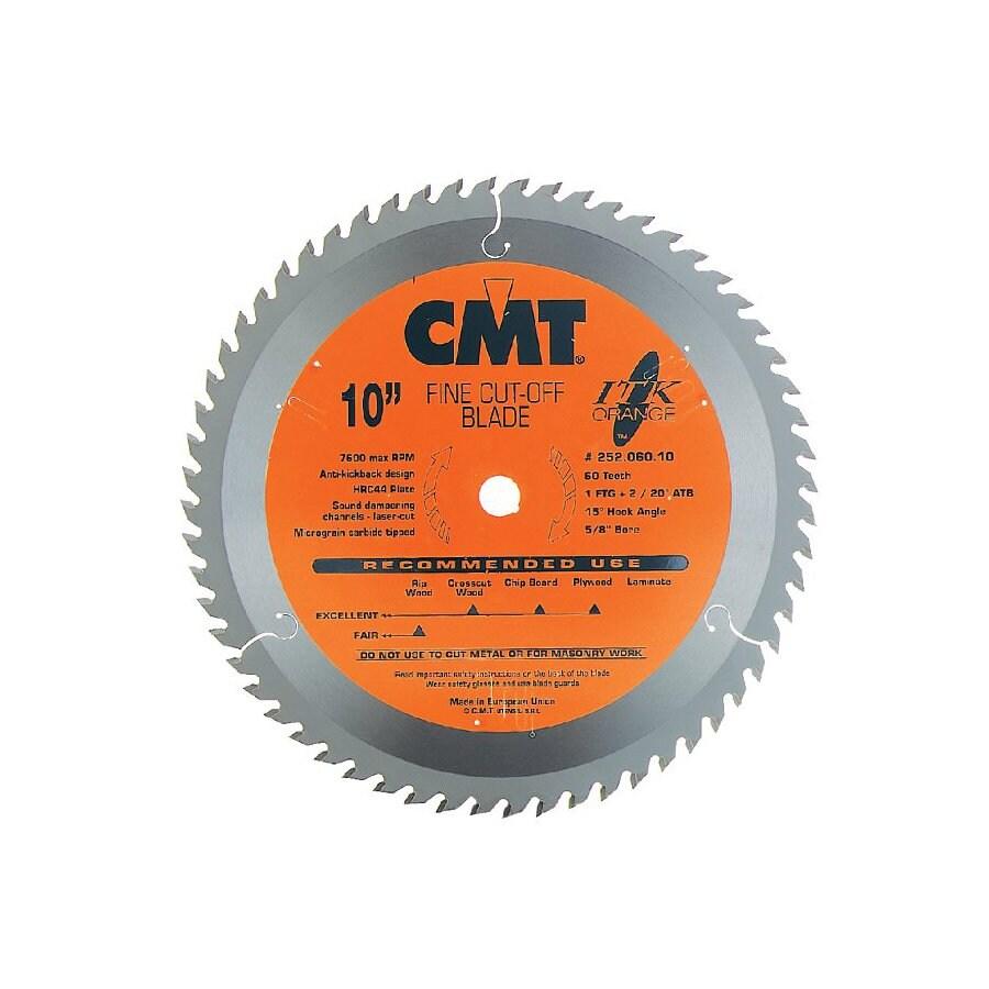 CMT 12-in 72-Tooth Continuous Carbide Circular Saw Blade