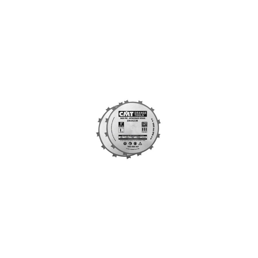 CMT Dado Pro Circular Saw Blade Set