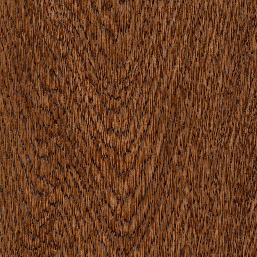 Project Source Oak Hardwood Flooring Sample (Brown)