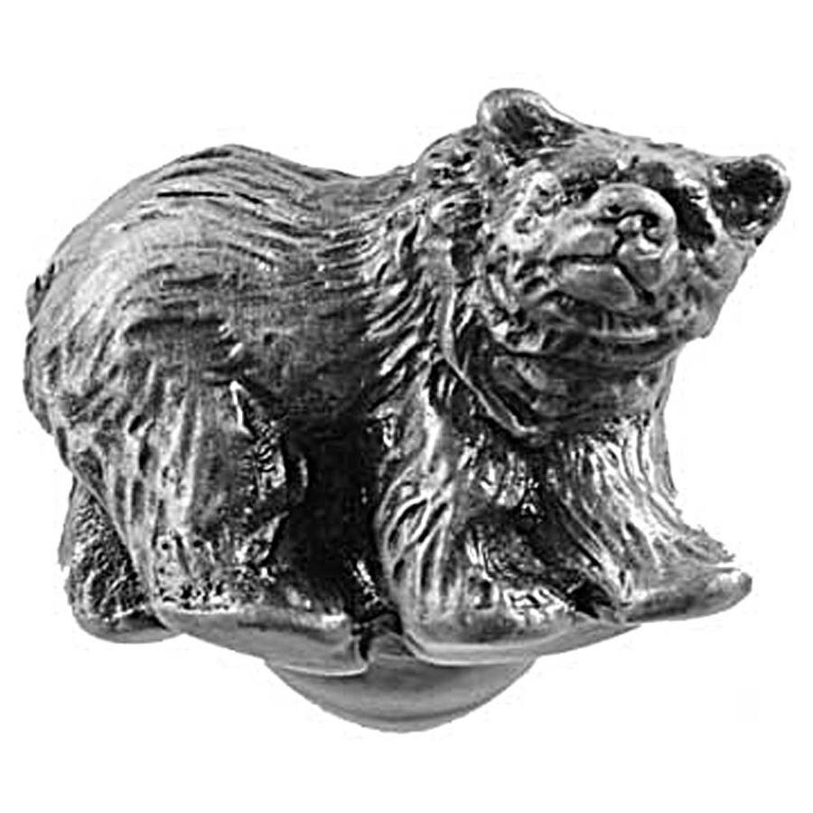 Sierra Pewter Cabinet Knob
