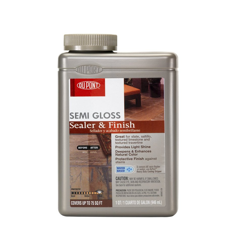 DuPont Semi-Gloss Sealer & Finish