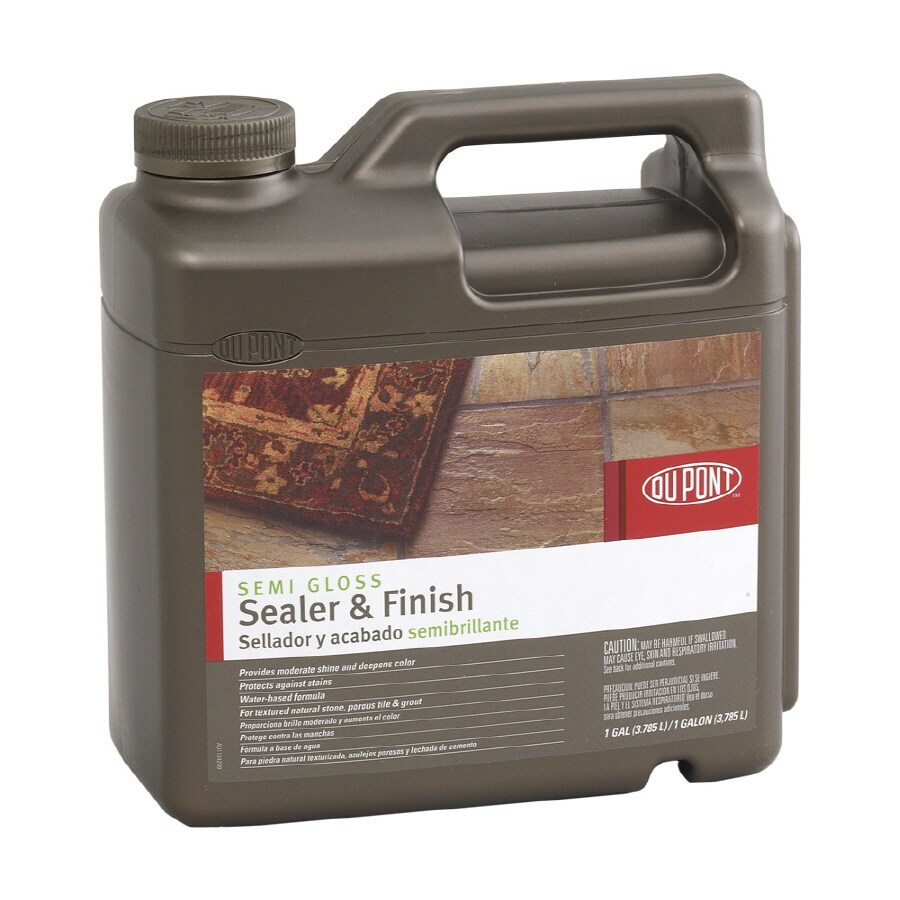 DuPont 1-Gallon Semi-Gloss Interior Sealer and Finish
