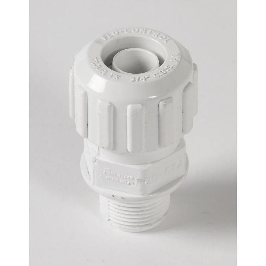 FLO Control 3/4-in Dia Round Adapter