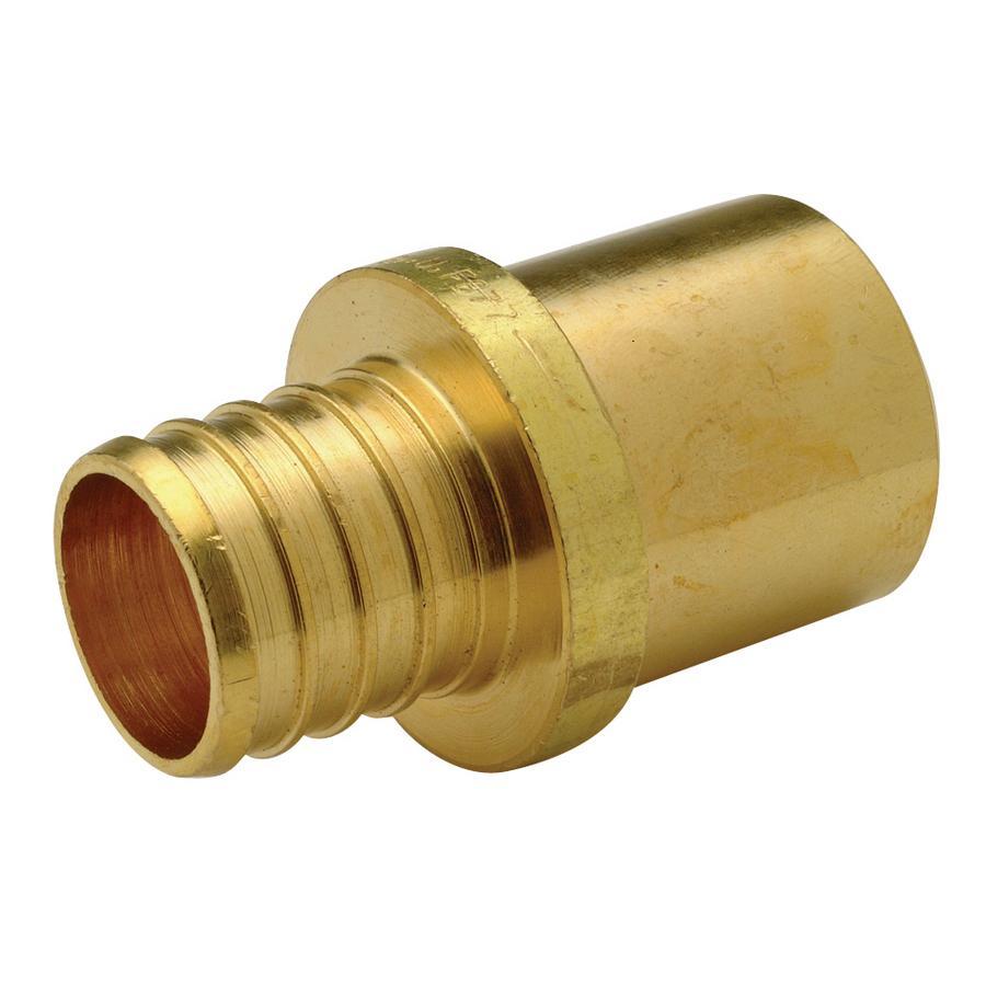 Vanguard 1/2-in Dia Brass PEX Female Adapter Crimp Fitting