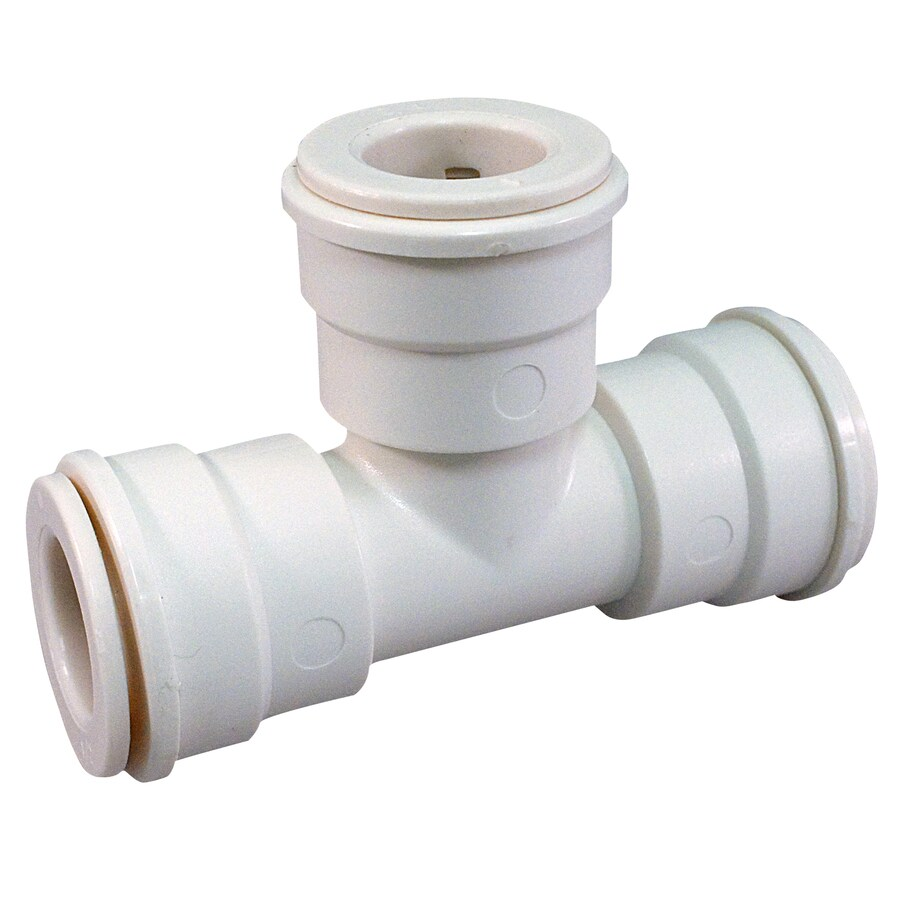 Blue Hawk 1/2-in dia PEX Tee Compression Fitting