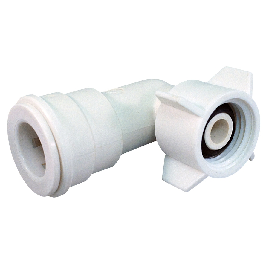 Blue Hawk 1/2-in dia PEX Elbow Adapter Compression Fitting