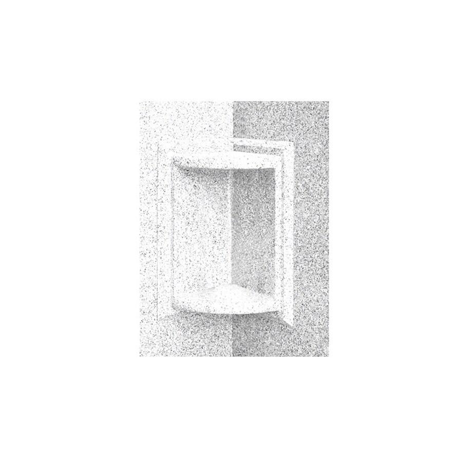 Swanstone Arctic Granite Composite Soap Dish