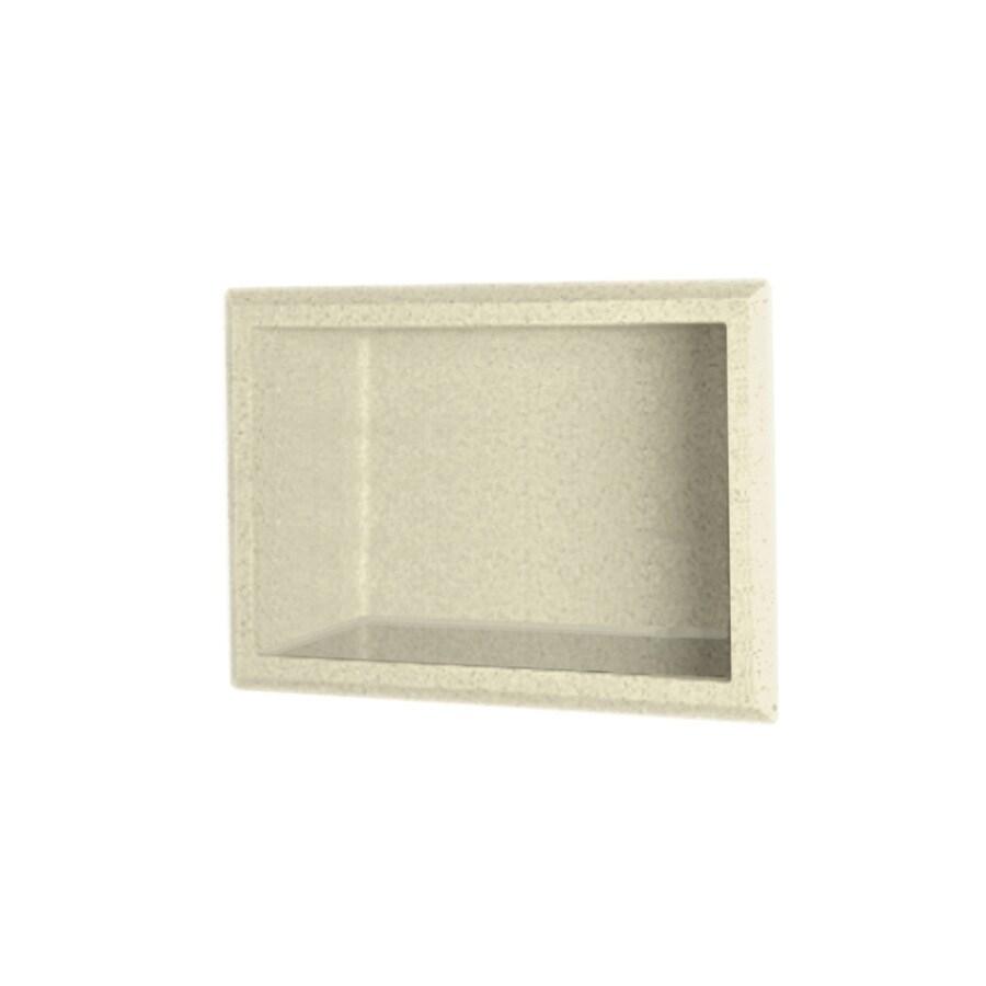Swanstone Bone Shower Wall Shelf