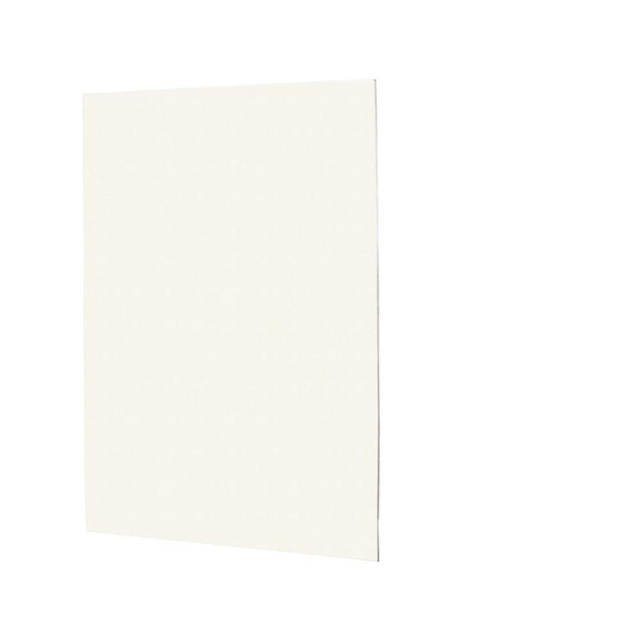 Swanstone Tahiti Ivory Shower Wall Surround Back Panel (Common: 0.25-in; Actual: 60-in x 0.25-in)