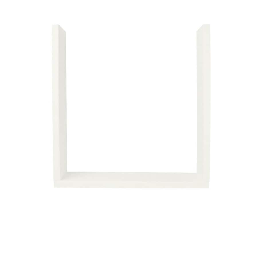 Swanstone Bisque Shower Wall Window Trim Kit