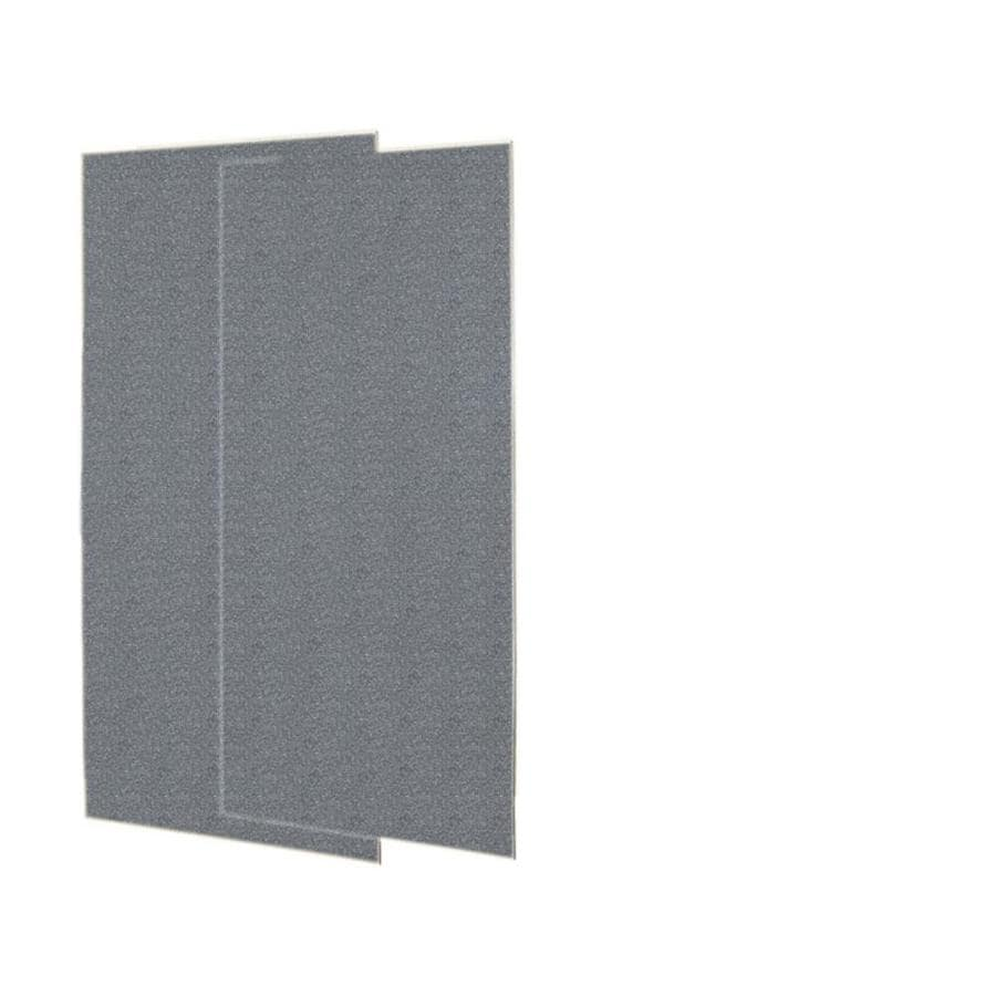 Swanstone Night Sky Shower Wall Surround Back Panel (Common: 0.25-in; Actual: 72-in x 0.25-in)