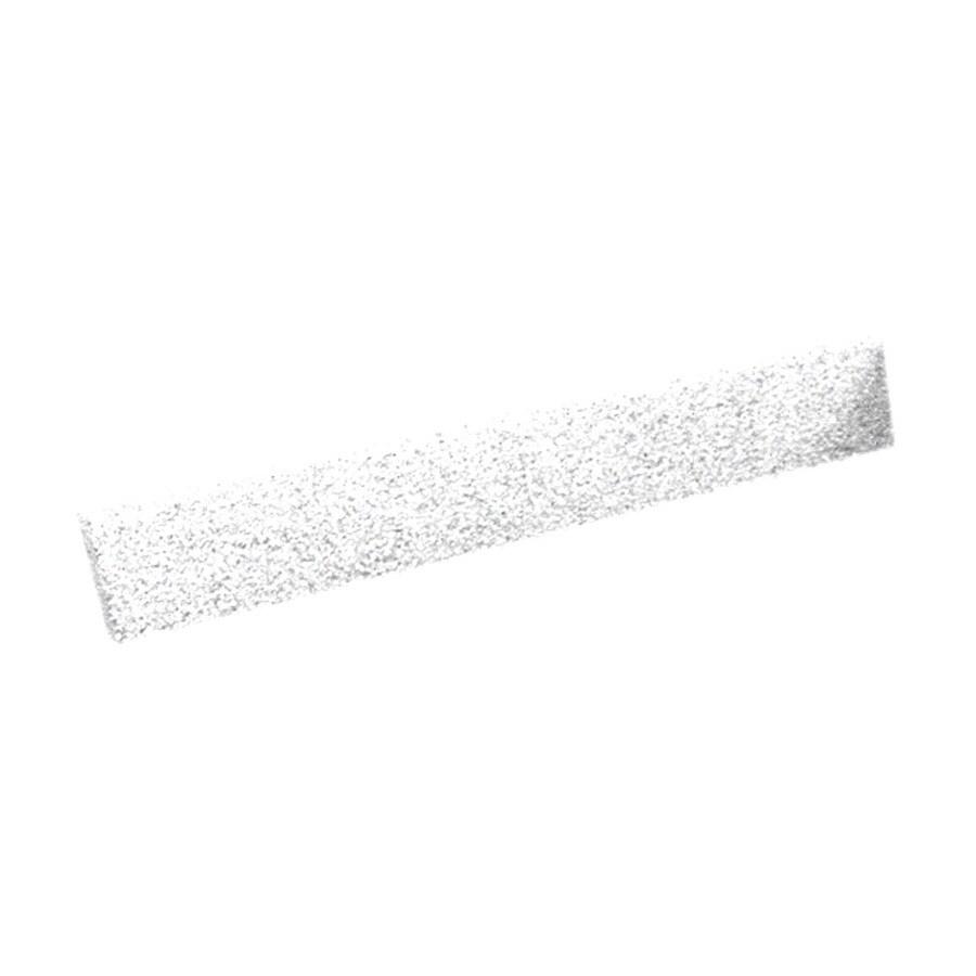Swanstone 3-in H x 18-in L Arctic Granite Bathroom Side Splash
