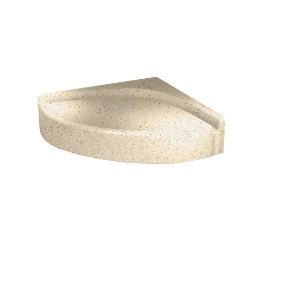 Swanstone Tahiti Desert Composite Wall Mount Shower Seat