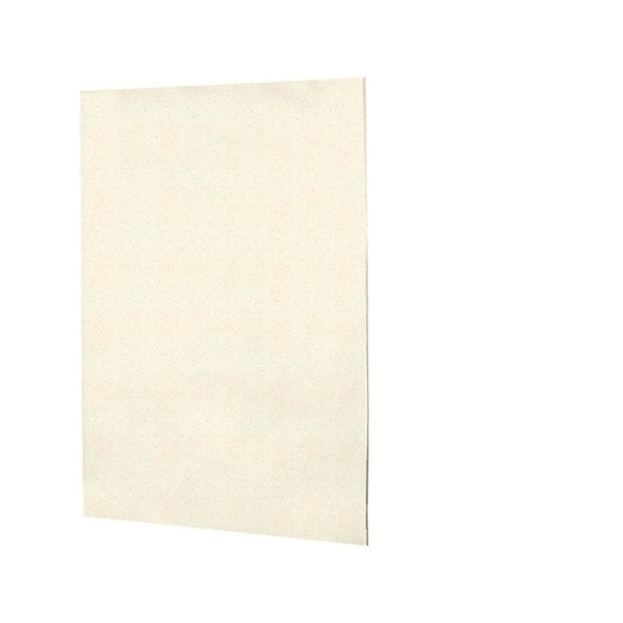 Swanstone Pebble Shower Wall Surround Back Panel (Common: 0.25-in; Actual: 60-in x 0.25-in)