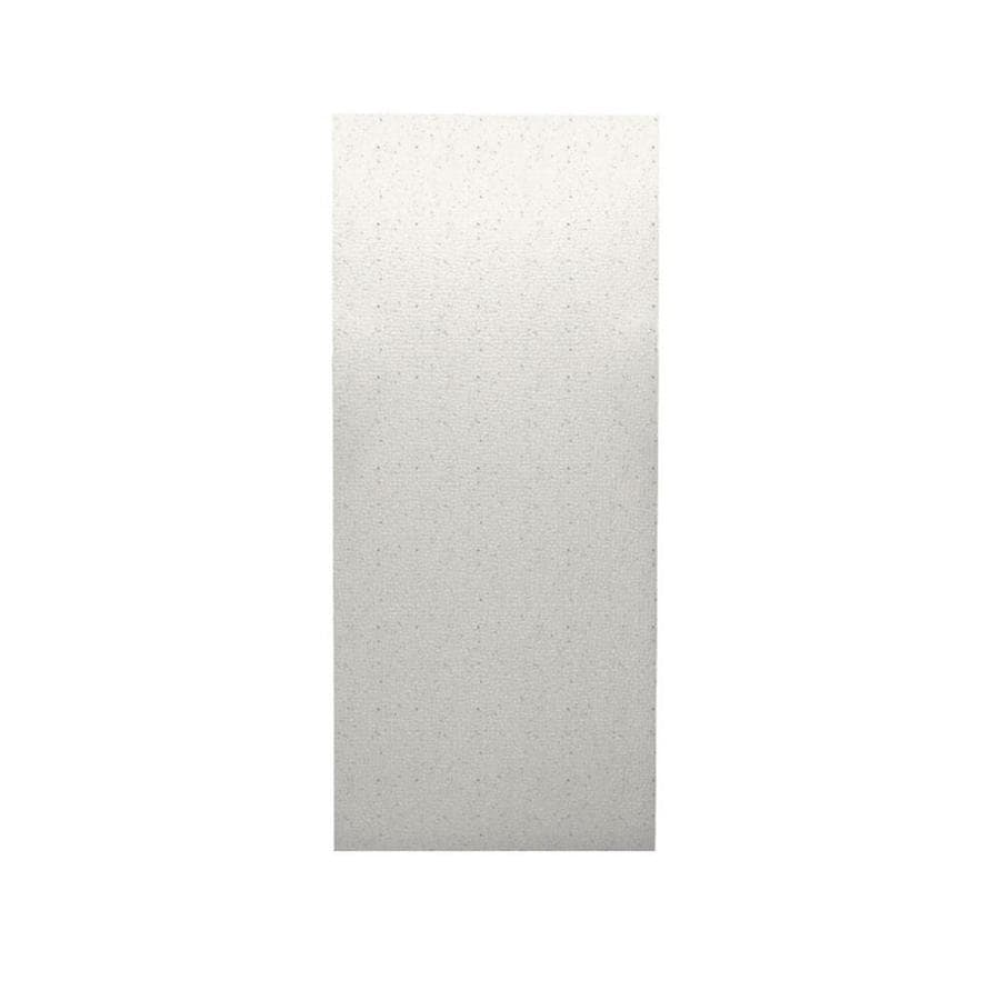 Swanstone Tahiti Matrix Shower Wall Surround Back Panel (Common: 0.25-in; Actual: 96-in x 0.25-in)