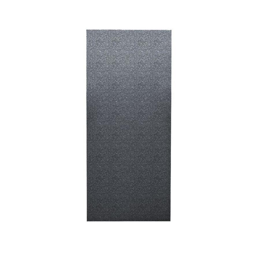 Swanstone Night Sky Shower Wall Surround Back Panel (Common: 0.25-in; Actual: 96-in x 0.25-in)