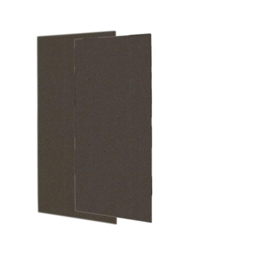 Swanstone Canyon Shower Wall Surround Back Panel (Common: 0.25-in; Actual: 72-in x 0.25-in)