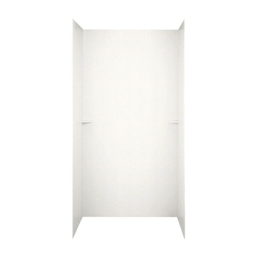 Swanstone Baby's Breath Shower Wall Surround Side and Back Panels (Common: 48-in; Actual: 72-in x 48-in)