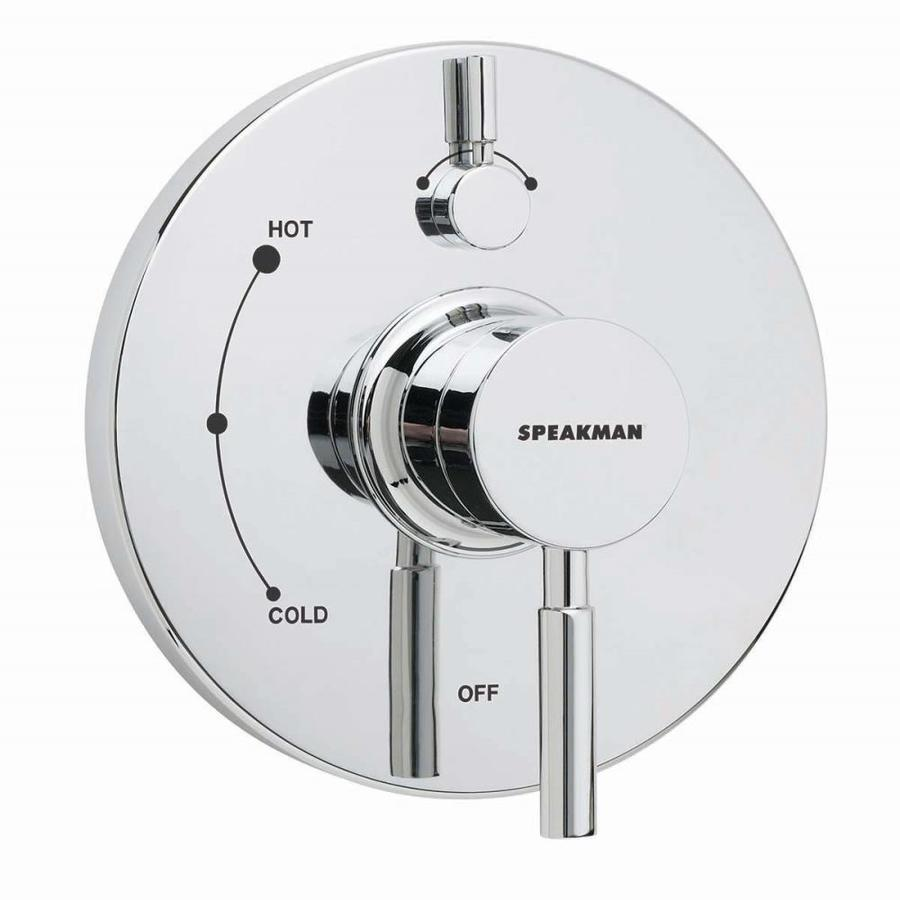 Speakman Chrome Tub/Shower Trim Kit