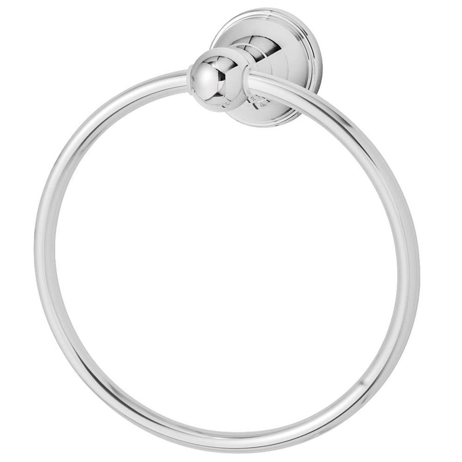 Speakman Alexandria Polished Chrome Wall Mount Towel Ring